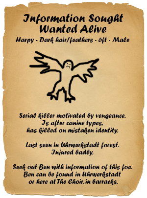 Guild Job Board RimuWanted